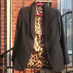 Sale🎈 Dolce & Gabbana Black Suit Blazer sz 38 4